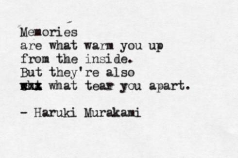 memories haruki
