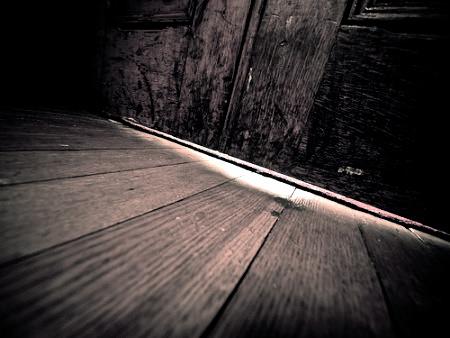 crack under door edited