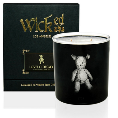 Wicked Austen Candle
