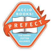 accio books prefect badge